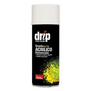 Spray Smalto Acrilico OPACO COLORATO, 400ml, DRIP