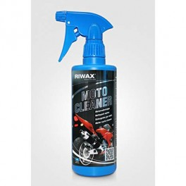 MOTO CLEANER, detergente per motocicli, 500ml, RIWAX