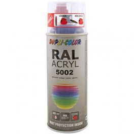 Spray Smalto Acrilico TRASPARENTE 400ml RAL ACRIL, Duplicolor