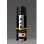 METALLO SPRAY per esterno, NO LEAFING. 400ml. Talken.