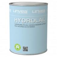 Hydrolak SMALTO all'acqua, Bianco Lucido, LINVEA.