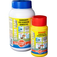 STURR STOP Light, sgorgante non acido. 750ml. Dixi.
