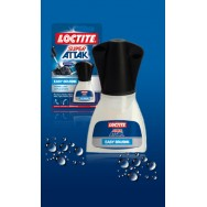 SUPER ATTAK, LOCTITE, Easy Brush 5 Grammi.