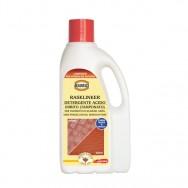 RASKLINKER, Detergente acido per pavimenti resistenti ad acidi. Madras.