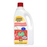 DETERSAN COTTO, Detergente igienizzante neutro concentrato per cotto, pietra e klinker. Madras.