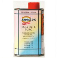 M340 solvente. 250ml. Madras.