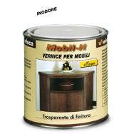 MOBIL-H, vernice trasparente per mobili, LUCIDA. Veleca