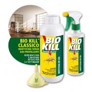 BIOKILL, insetticida NO GAS, ecologico.